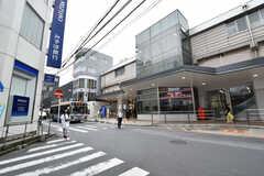 東急東横線・綱島駅の様子。(2020-07-29,共用部,ENVIRONMENT,1F)