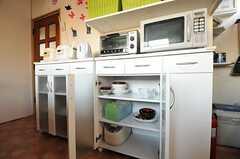 食器棚の様子。(2012-12-11,共用部,OTHER,1F)