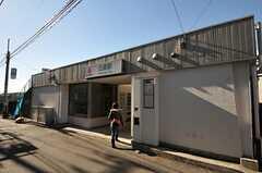 東急東横線・白楽駅の様子。(2012-12-11,共用部,ENVIRONMENT,2F)