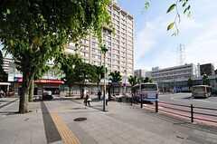 JR京浜東北線・洋光台駅前の様子。(2012-06-07,共用部,ENVIRONMENT,1F)