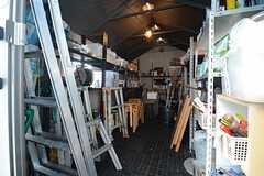 倉庫の様子。(2014-09-16,共用部,GARAGE,1F)