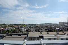 屋上からの眺め。(2014-09-16,共用部,OTHER,4F)