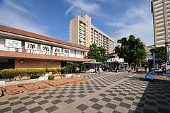 JR根岸線・洋光台駅前の様子。(2013-09-16,共用部,ENVIRONMENT,1F)
