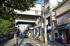 JR根岸線・石川町駅の様子。(2015-10-08,共用部,ENVIRONMENT,1F)