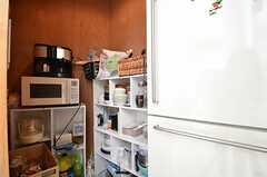 共用の食器などが収納されています。(2015-08-19,共用部,OTHER,1F)