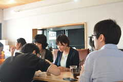 イベント「鹿カレーを食べよう!」の様子7。(2016-06-04,共用部,PARTY,1F)