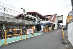相鉄線・上星川駅の様子。(2017-05-17,共用部,ENVIRONMENT,1F)