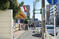 京急本線・井土ヶ谷駅周辺の様子。(2018-01-25,共用部,ENVIRONMENT,1F)