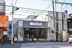 京急本線・井土ヶ谷駅の様子。(2018-01-25,共用部,ENVIRONMENT,1F)