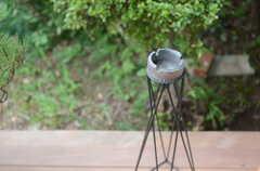 テラスのみ喫煙可能です。(2011-10-20,共用部,OTHER,1F)