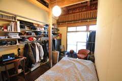 入居中の専有部の様子。(103号室)(2012-02-02,専有部,ROOM,1F)