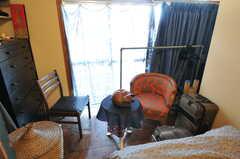 入居中の専有部の様子2。(103号室)(2012-02-02,専有部,ROOM,1F)