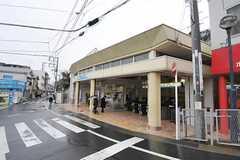 京浜急行・県立大学駅の様子。(2013-02-15,共用部,ENVIRONMENT,1F)