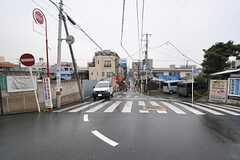 京浜急行・県立大学駅前の様子。(2013-02-15,共用部,ENVIRONMENT,1F)