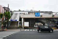 京急本線・追浜駅の様子。(2018-05-08,共用部,ENVIRONMENT,1F)