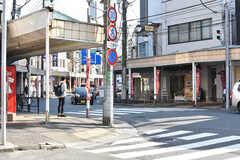京急本線・汐入駅周辺の様子。(2017-05-22,共用部,ENVIRONMENT,2F)