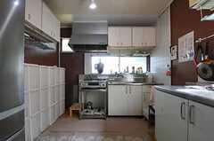 キッチンの様子2。2台設置されています。(2012-04-24,共用部,KITCHEN,1F)