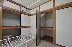 専有部の様子2。(102号室)(2012-04-24,専有部,ROOM,1F)