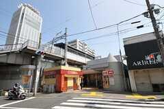 京急線・汐入駅の様子。(2012-04-24,共用部,ENVIRONMENT,1F)