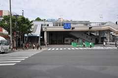 京急線・追浜駅の様子。(2011-05-09,共用部,ENVIRONMENT,1F)