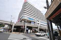京急線・追浜駅前の様子。(2011-05-09,共用部,ENVIRONMENT,1F)