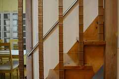 階段の様子。(2015-09-29,共用部,OTHER,1F)