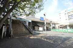 京浜急行・追浜駅の様子。(2015-09-29,共用部,ENVIRONMENT,1F)