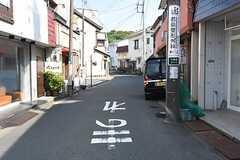 京急本線・京急大津駅周辺の様子。(2016-05-19,共用部,ENVIRONMENT,1F)