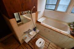 バスルームの様子。(2017-10-13,共用部,BATH,1F)