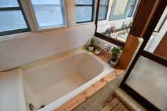 バスルームの様子2。(2017-10-13,共用部,BATH,1F)