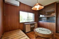 専有部の様子2。家具は専有部ごとに異なります。(201号室)(2018-04-16,専有部,ROOM,2F)