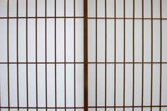 障子戸は組子の間隔が細長いつくり。(B103号室)(2013-11-26,専有部,ROOM,1F)