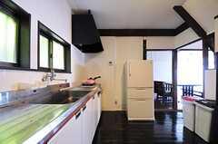 キッチンの様子2。(2012-05-29,共用部,KITCHEN,1F)