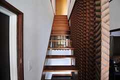 階段の様子。(2012-05-29,共用部,OTHER,1F)