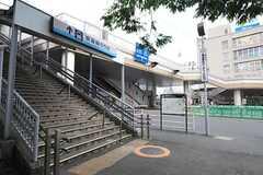 京浜急行・追浜駅の様子。(2012-05-29,共用部,ENVIRONMENT,1F)