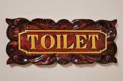 トイレのサイン。(2009-12-18,共用部,OTHER,1F)