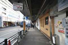 京急本線追浜駅前の様子。(2009-12-18,共用部,ENVIRONMENT,1F)
