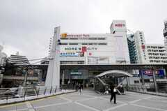京急本線・横須賀中央駅の様子。 (2010-10-15,共用部,ENVIRONMENT,1F)