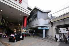 京急本線・横須賀中央駅の様子2。 (2010-10-15,共用部,ENVIRONMENT,1F)