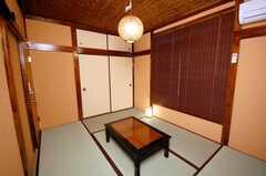専有部の様子。(101号室)(2008-12-12,専有部,ROOM,1F)