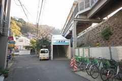 京急本線逸見駅の様子。(2008-12-12,共用部,ENVIRONMENT,1F)