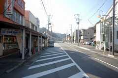 京急本線逸見駅前の様子。(2008-12-12,共用部,ENVIRONMENT,1F)