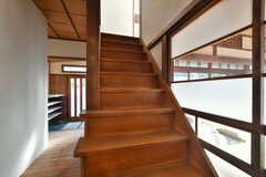 階段の様子。(2021-01-07,共用部,OTHER,1F)