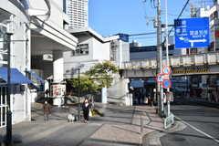 京急線・横須賀中央駅の様子。(2021-01-07,共用部,ENVIRONMENT,1F)