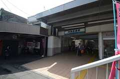 京急本線・京急田浦駅の様子。(2015-04-03,共用部,ENVIRONMENT,1F)