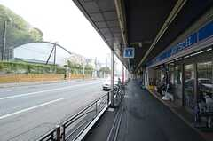 京急本線・京急田浦駅前の様子。(2015-04-03,共用部,ENVIRONMENT,1F)