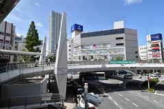 横須賀中央駅前の様子。(2020-06-26,共用部,ENVIRONMENT,1F)