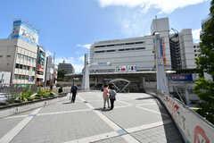 京急線・横須賀中央駅の様子。(2020-06-26,共用部,ENVIRONMENT,1F)