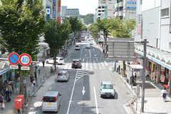 横須賀中央駅前の様子2。(2020-06-26,共用部,ENVIRONMENT,1F)