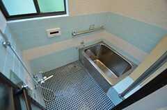 バスルームの様子。(101号室)(2015-06-09,専有部,ROOM,1F)